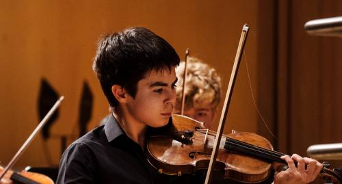 Blog: Young Sinfonia is transformative!